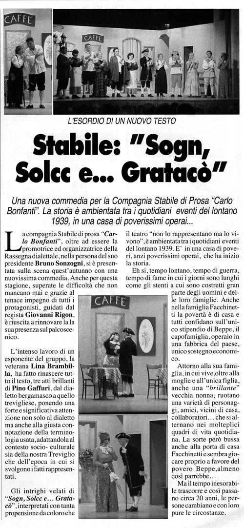 Articolo apparso su il Diario nel febbraio del 2003